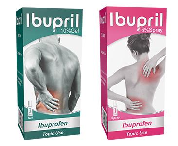 Ibuprofen | Ibuprofeno