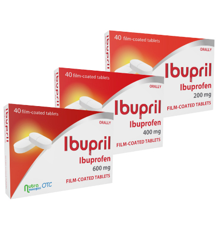 ibuprofenos